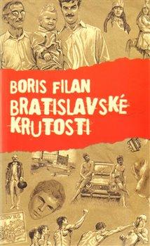 Obálka titulu Bratislavské krutosti