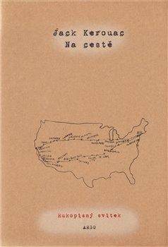 Obálka titulu Na cestě - rukopisný svitek
