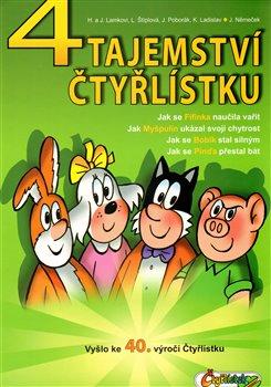 Obálka titulu 4 tajemství Čtyřlístku