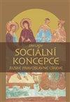 Obálka knihy Základy sociální koncepce Ruské pravoslavné církve