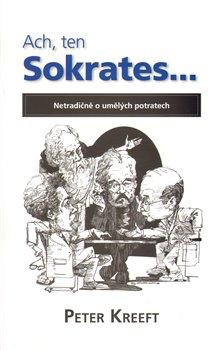 Obálka titulu Ach ten Sokrates...