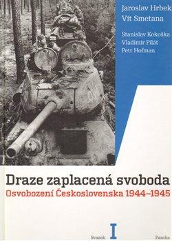 Obálka titulu Draze zaplacená svoboda I.+II.