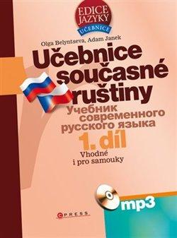 Obálka titulu Učebnice současné ruštiny + mp3