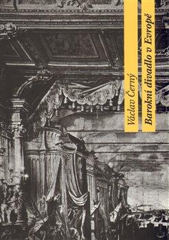 Obálka titulu Barokní divadlo v Evropě