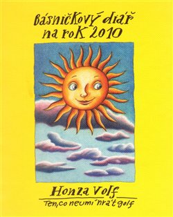 Obálka titulu Básničkový diář na rok 2010