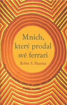 Obálka titulu Mnich, který prodal své Ferrari