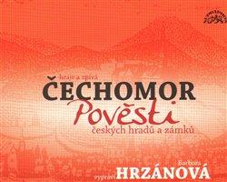 Obálka titulu Pověsti českých hradů a zámků