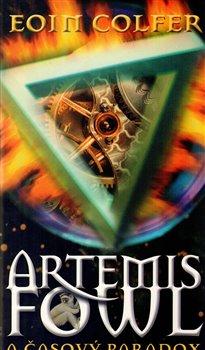 Obálka titulu Artemis Fowl a časový paradox