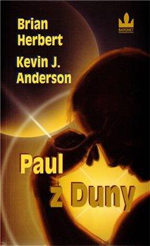 Obálka titulu Paul z Duny
