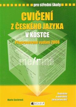 Obálka titulu Cvičení z českého jazyka v kostce pro SŠ
