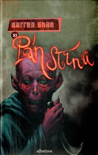 Pán stínů:Příběhy Darrena Shana. Kniha XI. - Darren Shan | Booksquad.ink