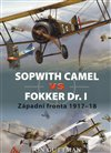 Obálka knihy Sopwith Camel vs Fokker Dr I