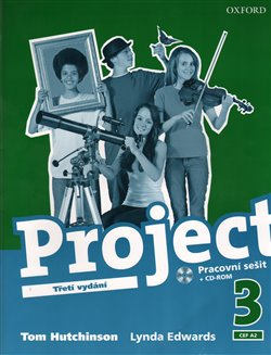 Obálka titulu Project 3 the Third Edition Workbook (Czech Version)