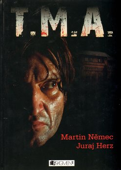 Obálka titulu T.M.A.
