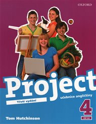 Project 4 the Third Edition Student´s Book (Czech Version)