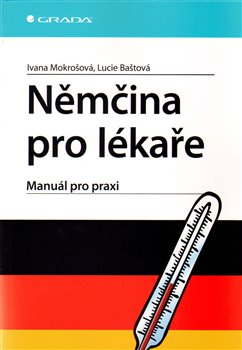 Obálka titulu Němčina pro lékaře