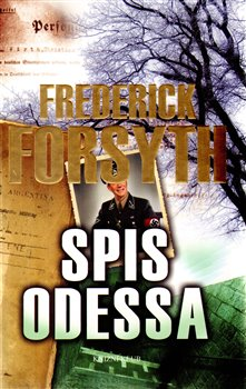 Obálka titulu Spis Odessa