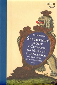 Šlechtické rody v Čechách, na Moravě a ve Slezsku (II.díl)