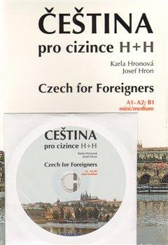 Obálka titulu Čeština pro cizince/Czech for Foreigners + CD