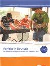 Obálka knihy Perfekt in Deutsch