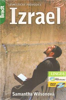 Obálka titulu Izrael - turistický průvodce