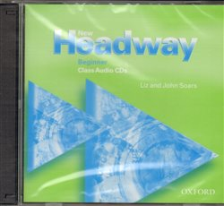 Obálka titulu New Headway Beginner Class Audio CDs