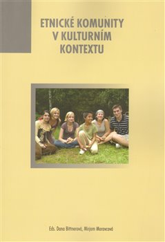 Obálka titulu Etnické komunity v kulturním kontextu