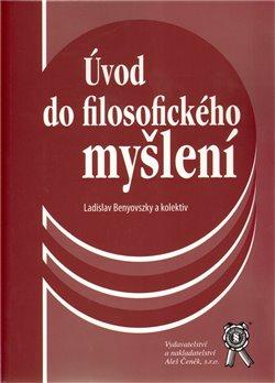 Obálka titulu Úvod do filosofického myšlení