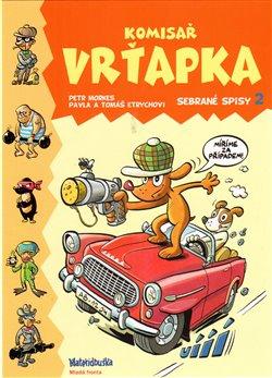 Obálka titulu Komisař Vrťapka: Sebrané spisy II.