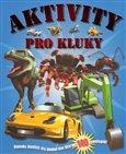 Obálka knihy Aktivity pro kluky