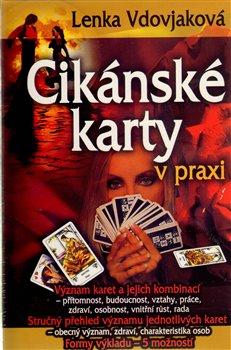 Obálka titulu Cikánské karty v praxi