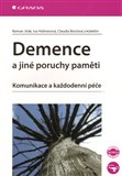 Obálka knihy Demence a jiné poruchy paměti
