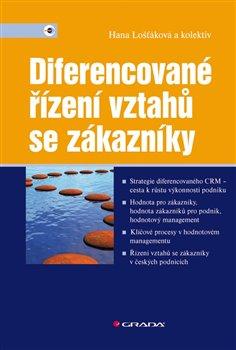 Obálka titulu Diferencované řízení vztahů se zákazníky