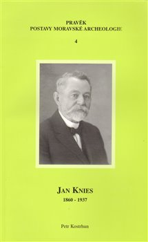 Obálka titulu Jan Knies 1860-1937