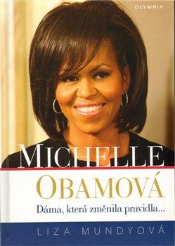 Obálka titulu Michelle Obamová