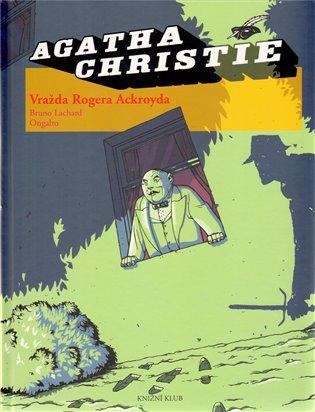Vražda Rogera Ackroyda - komiks