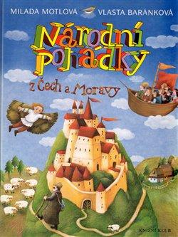 Obálka titulu Národní pohádky z Čech a Moravy
