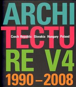 Obálka titulu Architecture V4 1990-2008