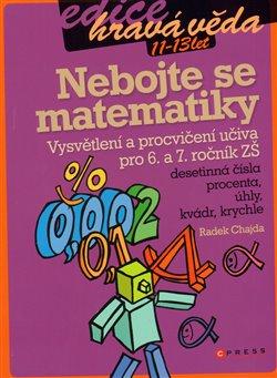 Obálka titulu Nebojte se matematiky!