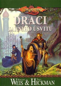 Obálka titulu DragonLance: Kroniky 3. - Draci jarního úsvitu
