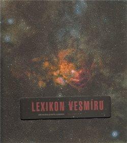 Obálka titulu Lexikon vesmíru