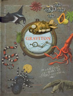 Obálka titulu Graviton