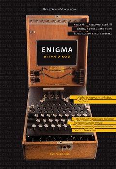 Obálka titulu Enigma - bitva o kód