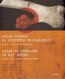 Obálka titulu Atlas chorob na kostních preparátech