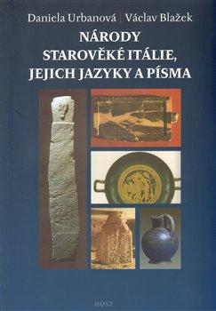 Obálka titulu Národy starověké Itálie, jejich jazyky a písma