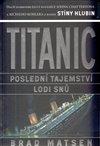 Obálka knihy Titanic