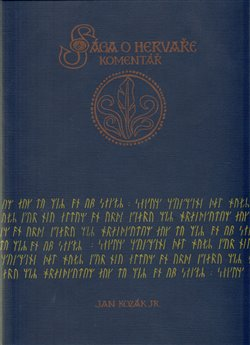 Obálka titulu Sága o Hervaře - komentáře