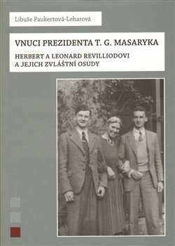 Obálka titulu Vnuci prezidenta T.G.Masaryka