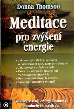 Obálka titulu Meditace pro zvýšení energie