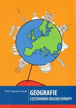 Obálka titulu Geografie cestovního ruchu Evropy